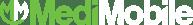 New MM Logo w Icon - w White
